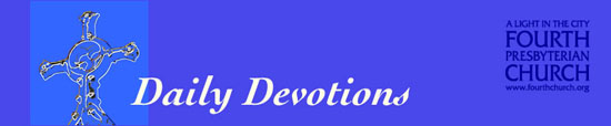 Daily Devotions banner