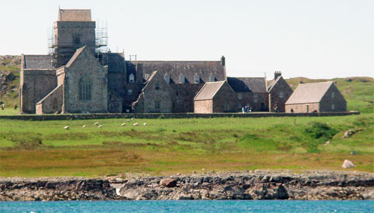 Spiritual Piligrimage to Iona Scotland with Fourth Presbyterian Church