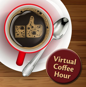 Virtual Coffee Hour with Fourth Presbtyerian Church